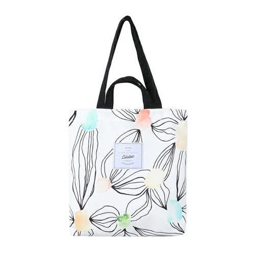 Plants Watercolour Leaves Tote Bag By Colourup