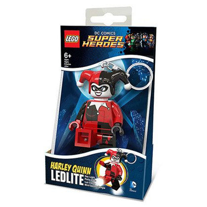 Lego DC Super Heroes Harley Quinn Key Light