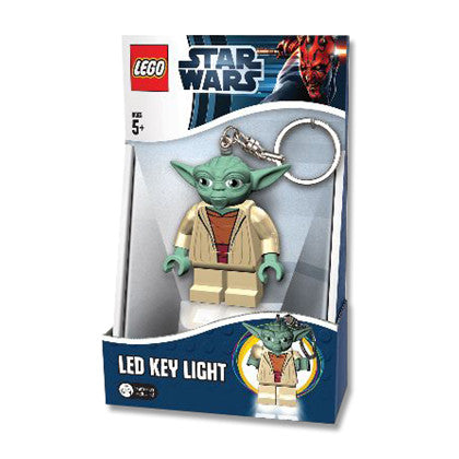 Lego Star Wars Yoda Key Light
