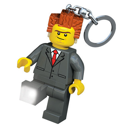 Lego Movie President Business Key Light