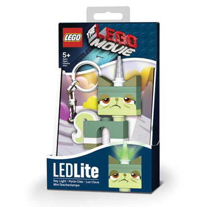 Lego Movie Queasy Kitty Key Light
