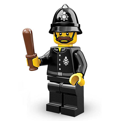 Lego Minifigures Series 11 - Constable