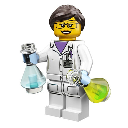 Lego Minifigures Series 11 - Scientist