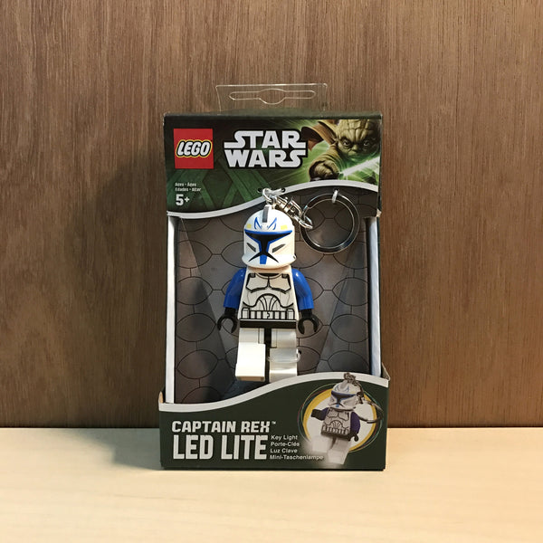 Lego Star Wars Captain Rex Key Light