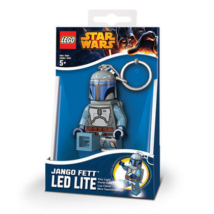 Lego Star Wars Jango Fett Key Light