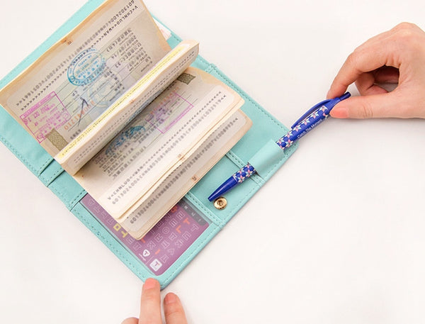 Lettie Passport Cover By Bentoy