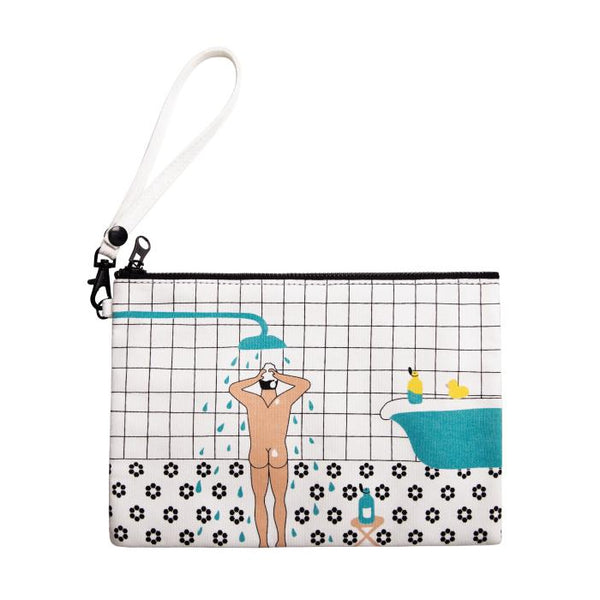 Life in the Room Pouch Shower By YIZI STORE