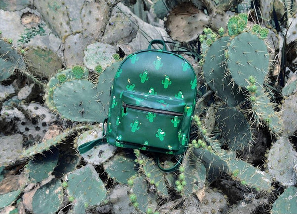 Cactus Lifestyle Backpack by Kiitos