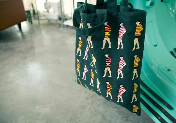 Lifestyle [Boys] Tote Bag By YIZI STORE