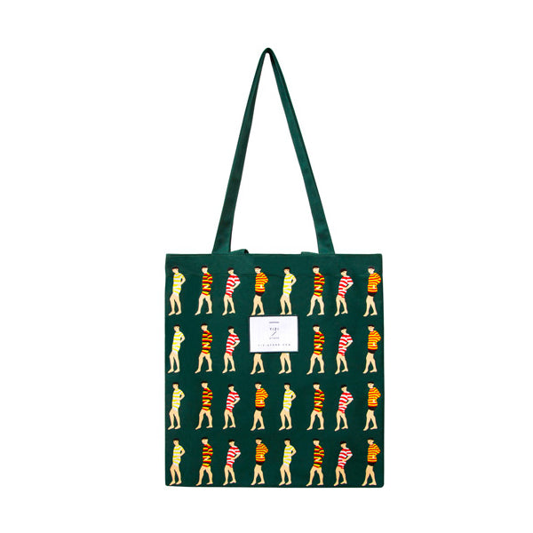 Lifestyle Boys Tote Bag By YIZI STORE