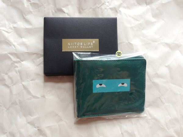 Lucky Short Wallet By Kiitos