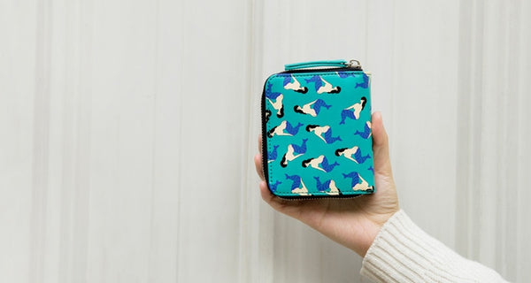 Mermaid Short Wallet