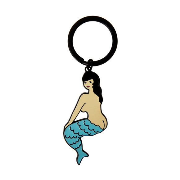 Mermaid Key Chain by YIZI STORE
