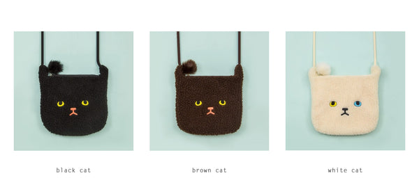 Miss Cat Sling Bag By Bentoy