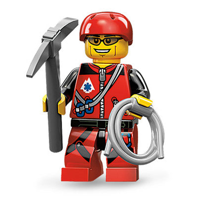 Lego Minifigures Series 11 - Mountain Climber