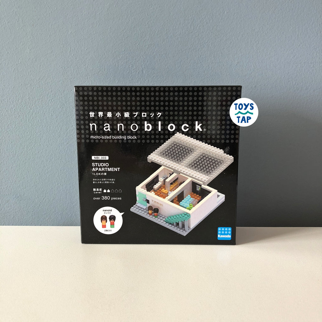 Nanoblock Studio Apartment