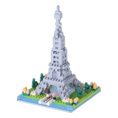 Nanoblock France Rives De La Seine A Paris (NBH_97)