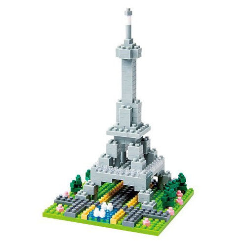 Nanoblock France Rives De La Seine A Paris (NBH_004)