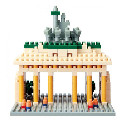 Nanoblock Germany Brandenburger Tor