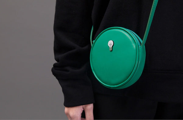 Neon Round Mini Bag By YIZI