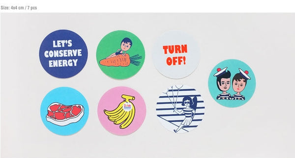Fun Stickers - Version 2 by Ooh La La!