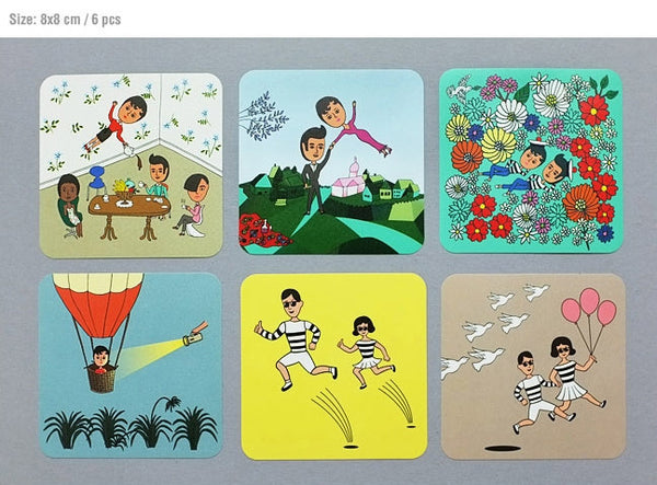 Fun Stickers - Version 1 by Ooh La La!