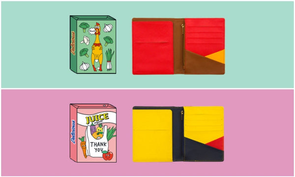 [Pre-Order] Convenience Store Passport Cover By Bentoy