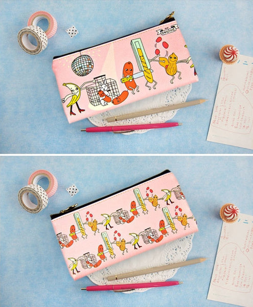 80's Dancing Pencil Case by Bentoy