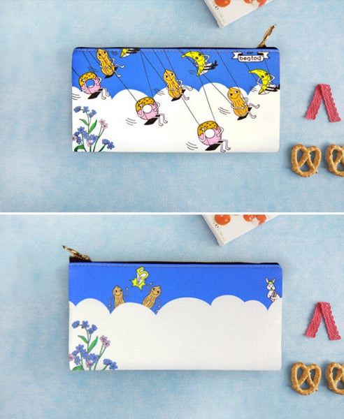 Swinging Peanuts Pencil Case by Bentoy