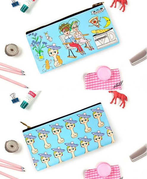 Hair Salon Pencil Case by Bentoy