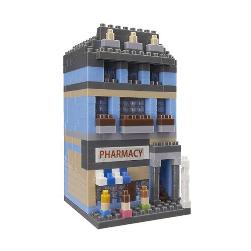 Pharmacy - Tico Bricks