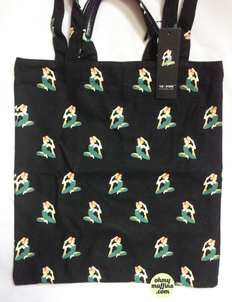 Sports Tote Bag by YIZI - OUT OF PRODUCTION