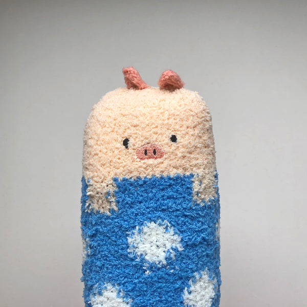 Piggy Sock Doll