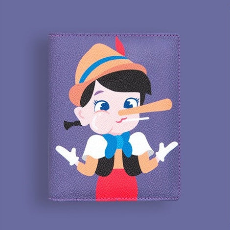 Princess Pinocchio Passport Cover By Bentoy