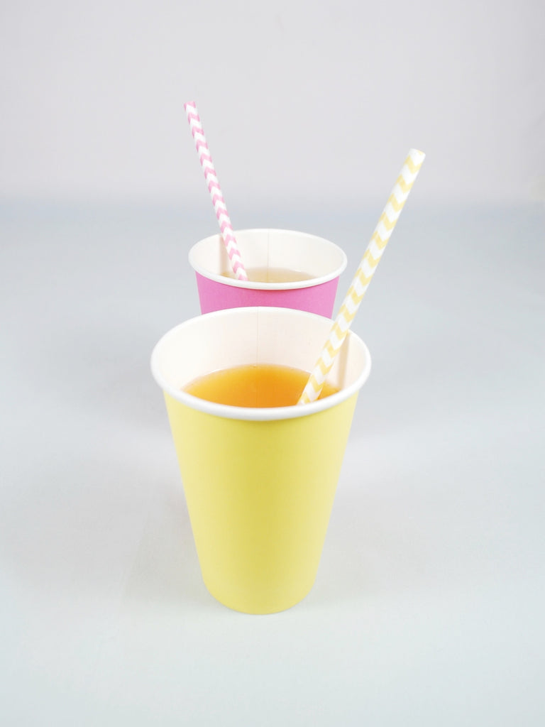 Single Colour Paper Cups