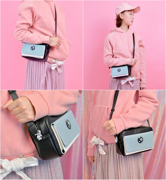 Encounter Crossbody Bag By Kiitos Life