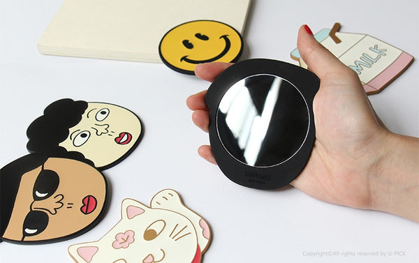 Pocket Mirror By U-Pick