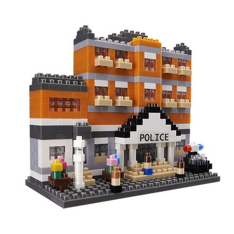 Police Office - Tico Bricks