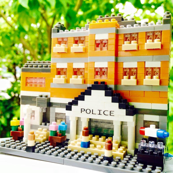 TICO Brick Police Office