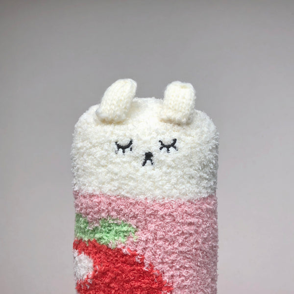 Rabbit Sock Doll