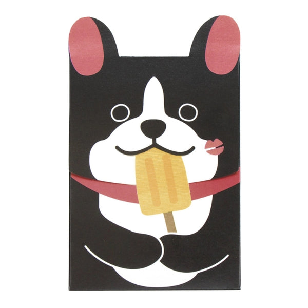 Cute Dog Ice Lolly Red Packets By U-Pick