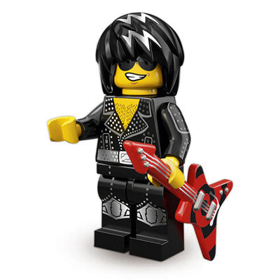 Lego Minifigures Series 12 - Rock Star