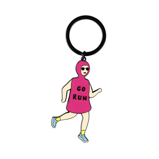 Sports Running Key Chain By YIZI STORE