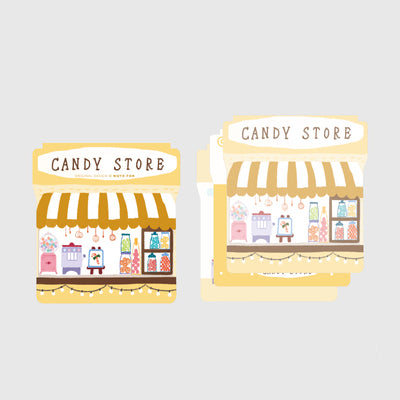 Shophouse Candy Store Notepad