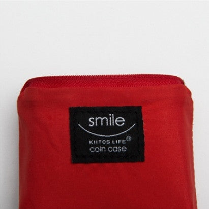 Smile Coin Pouch By Kiitos Life