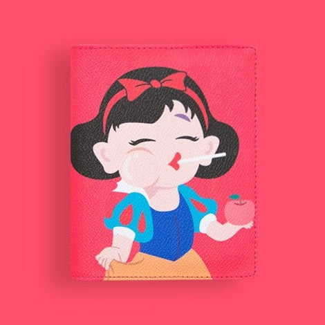 Princess Snow White Passport Cover By Bentoy