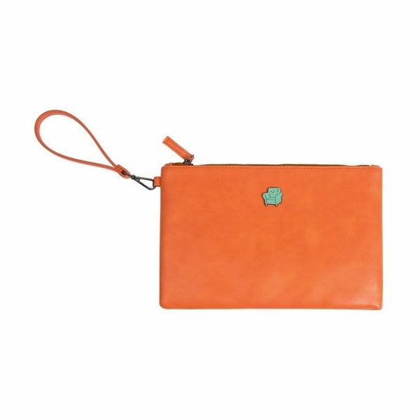 Moment [Sofa] Flat Case Pouch By Kiitos Life