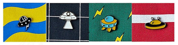Spaceship Pouch by HAMO