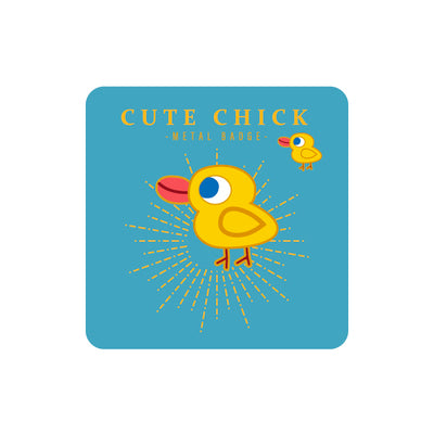Sparkling Cute Chick Pin By MGCITY