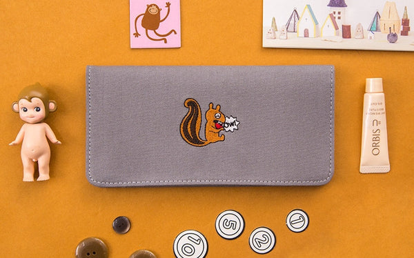 Convenience Store Long Wallet By Bentoy - OUT OF PRODUCTION